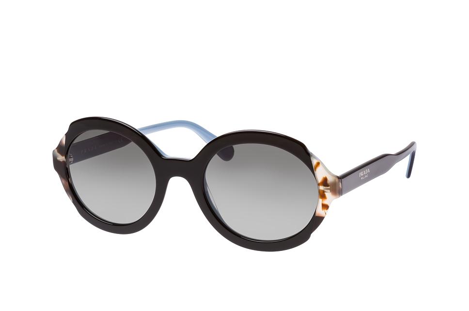 PR 17Us Khr-0A7, Round Sonnenbrillen, Blau