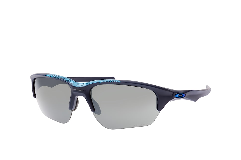 Flak Beta OO 9363 11, Sporty Sonnenbrillen, Blau