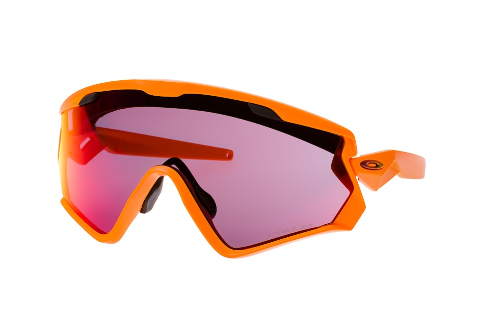 oakley -  Windjacket 2.0 OO 9418 15, Singlelens Sonnenbrillen, Orange
