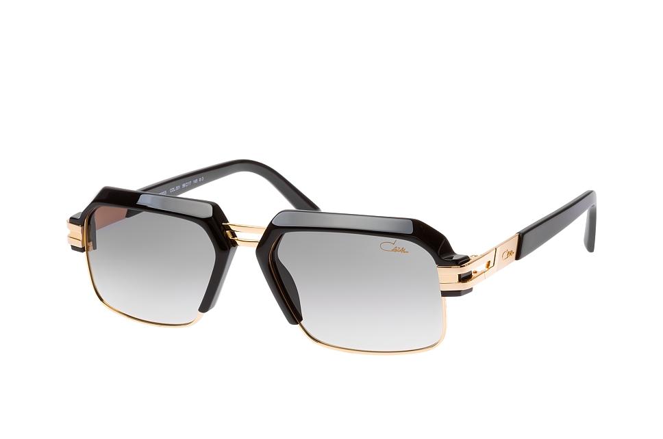 cazal -  6020/3 001, Quadratische Sonnenbrille, Herren, in Sehstärke erhältlich
