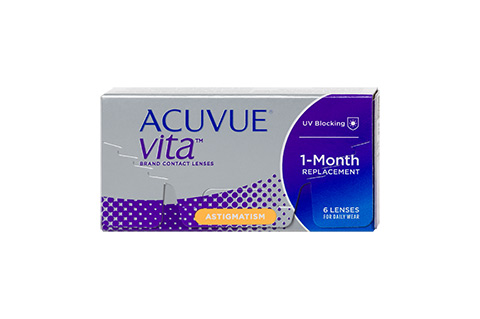 Acuvue ACUVUE VITA for Astigmatism vista frontal