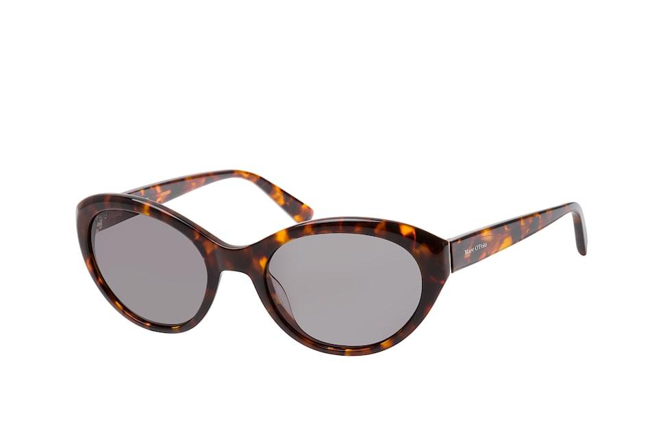marc o'polo eyewear -  506145 60, Butterfly Sonnenbrillen, Havana
