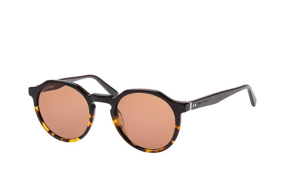 marc o'polo eyewear -  506148 10, Runde Sonnenbrille, Herren, in Sehstärke erhältlich