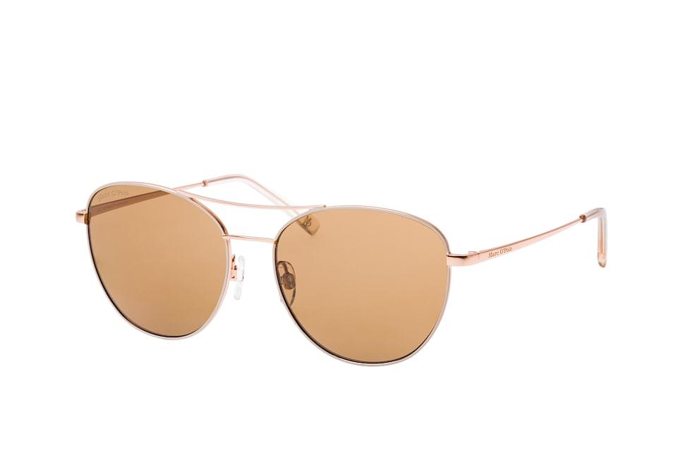Marc O'polo Eyewear 505073 20, Aviator Sonnenbrillen, Goldfarben