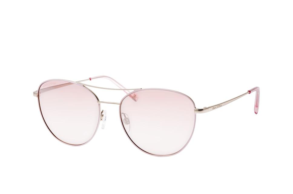 Marc O'polo Eyewear 505073 00, Aviator Sonnenbrillen, Silber