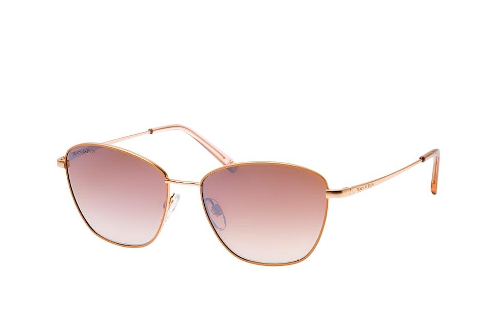 Marc O'polo Eyewear 505072 20, Square Sonnenbrillen, Goldfarben