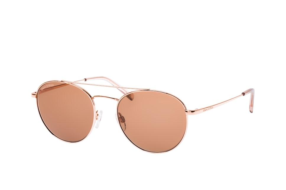 Marc O'polo Eyewear 505067 20, Round Sonnenbrillen, Goldfarben