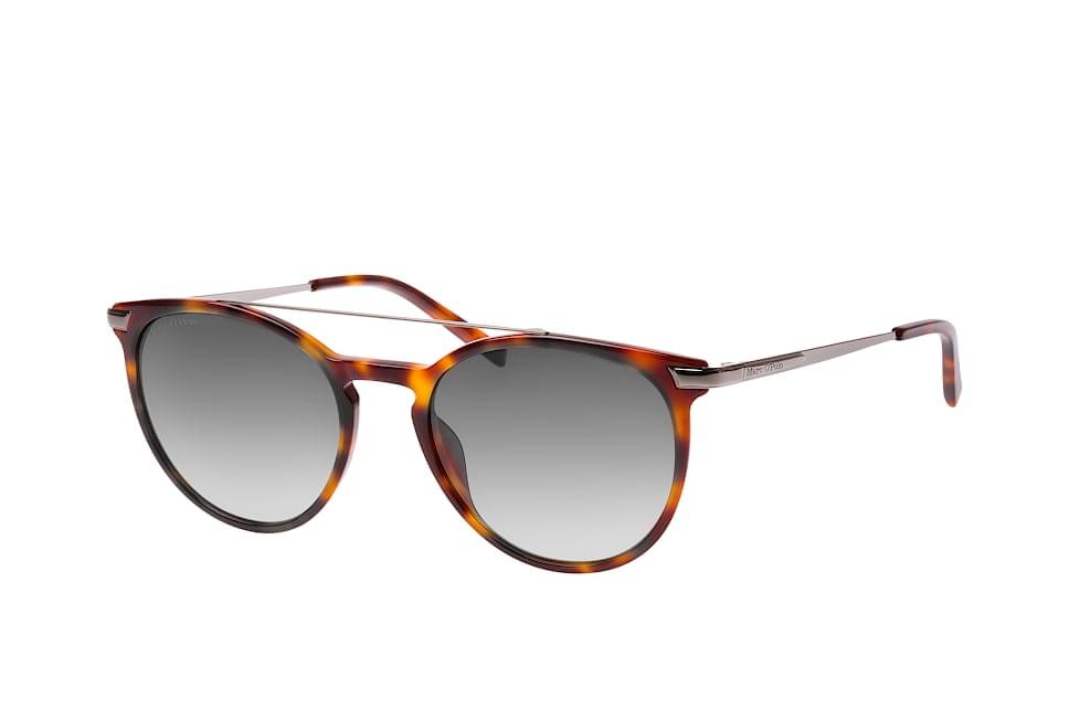 Marc O'polo Eyewear 506151 60, Round Sonnenbrillen, Havana