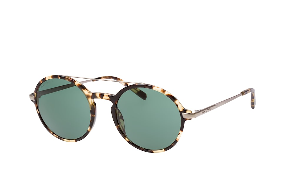 Marc O'polo Eyewear 506150 60, Round Sonnenbrillen, Havana
