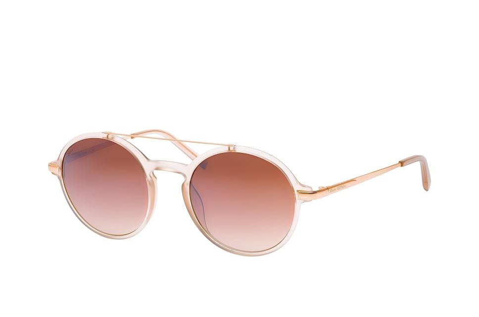 Marc O'polo Eyewear 506150 80, Round Sonnenbrillen, Rosa