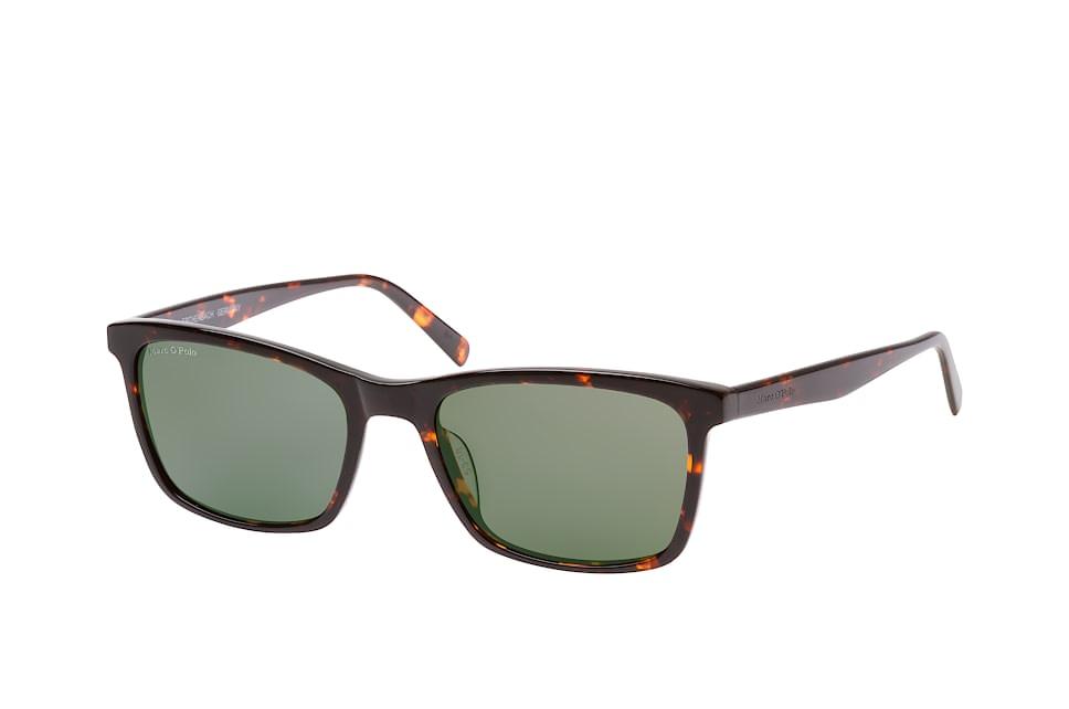Marc O'polo Eyewear 506160 60, Square Sonnenbrillen, Havana