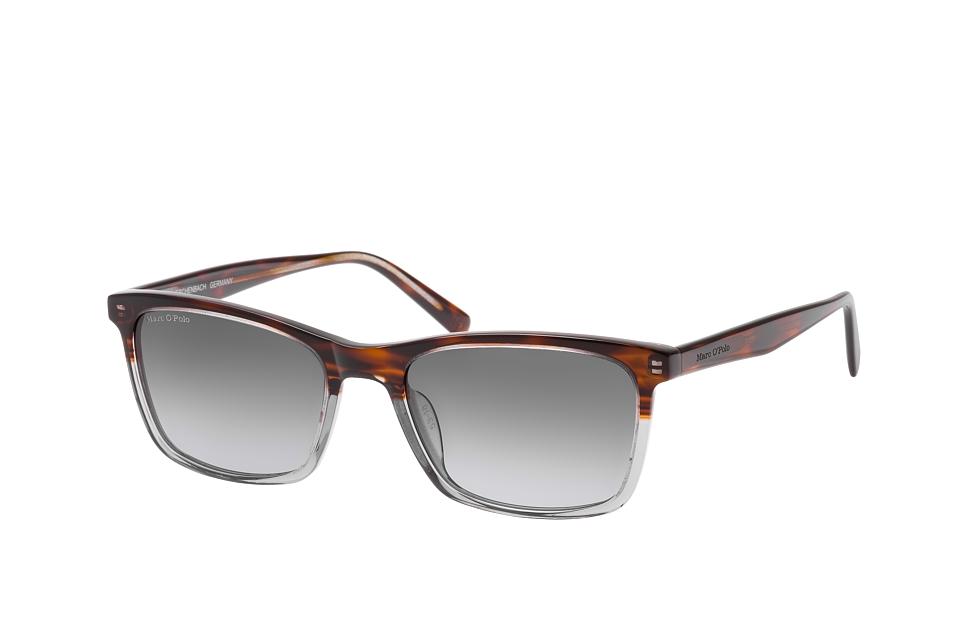 Marc O'polo Eyewear 506160 30, Square Sonnenbrillen, Grau