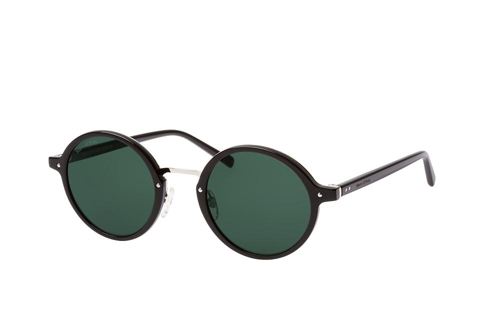 marc o'polo eyewear -  506154 10, Round Sonnenbrillen, Schwarz