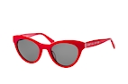 HUMPHREY´S eyewear 588144 50 Red / Grey perspective view thumbnail