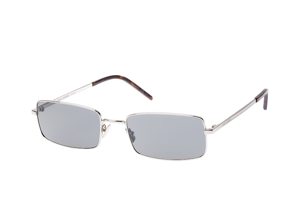 saint laurent -  SL 252 003, Rectangle Sonnenbrillen, Silber