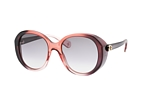 Gucci GG 368S 003 Purple / Red / Gradient grey perspective view thumbnail