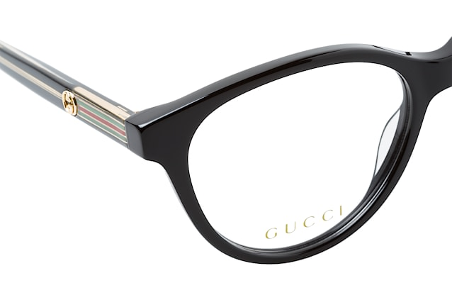 Gucci GG 0379O 001 perspective view