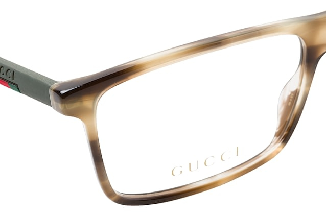 Gucci GG 0424O 008 perspective view
