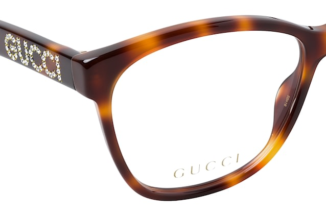 Gucci GG 0421O 002 perspective view