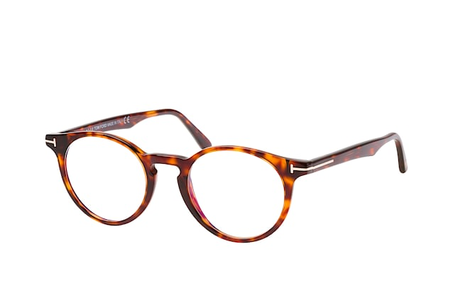 Tom Ford FT 5557-B/V 052 vista en perspectiva