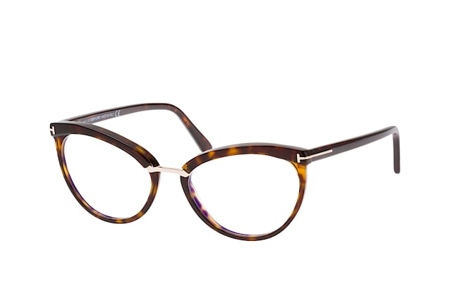 Tom Ford FT 5551-B/V 052 vista en perspectiva