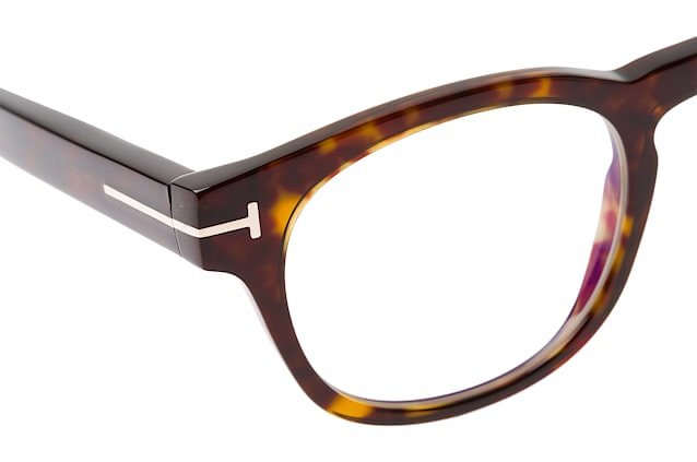 Tom Ford FT 5543-B/V 052 perspective view