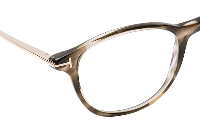 Tom Ford FT 5553-B/V 056 perspective view