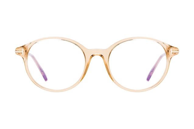 Tom Ford FT 5554-B/V 045 vue en perpective