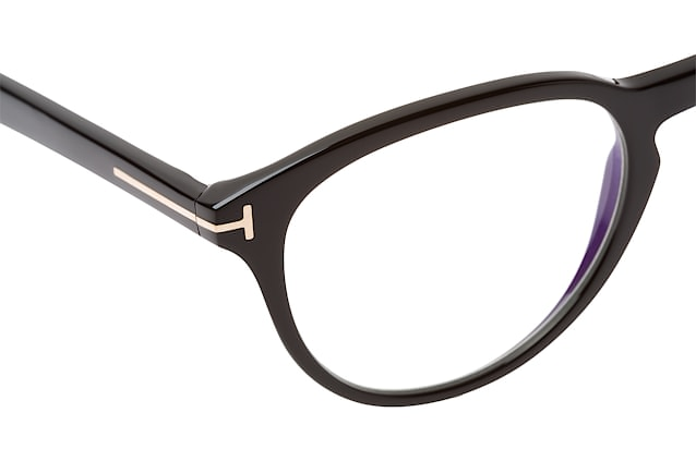 Tom Ford FT 5556-B/V 001 Perspektivenansicht