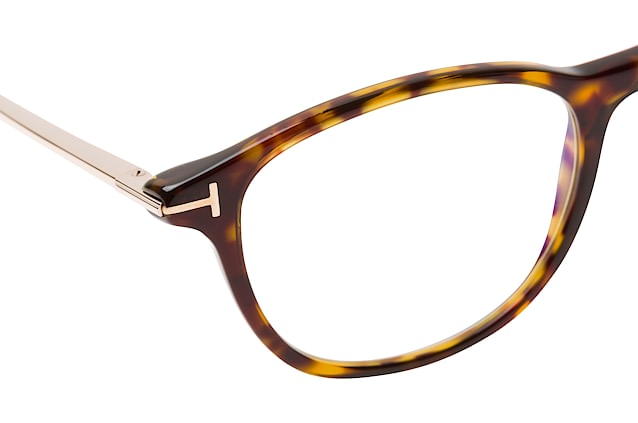 Tom Ford FT 5553-B/V 052 vue en perpective