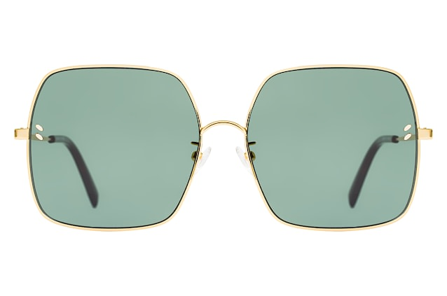 Stella McCartney SC 0158S 001 perspective view