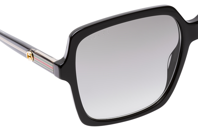 Gucci GG 0375S 001 perspective view