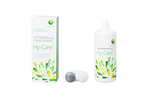 Hycare MPS All-in-One 360ml vista frontal