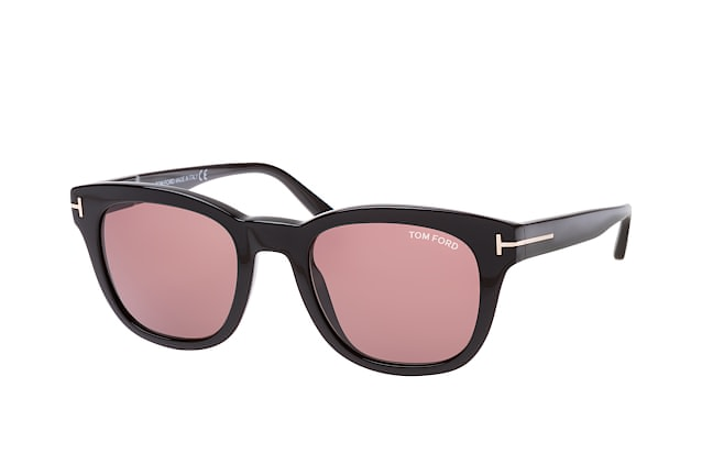 Tom Ford Eugenio FT 0676/S 01E perspective view