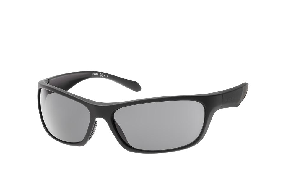 FOS 2085/s 003, Sporty Sonnenbrillen, Schwarz