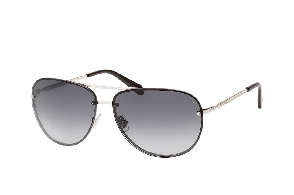FOS 2084/s 6Lb.9O, Aviator Sonnenbrillen, Silber