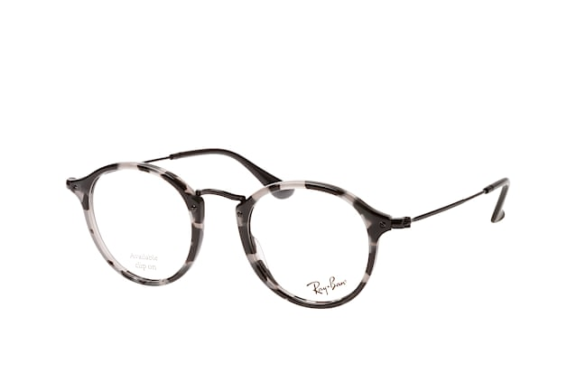 5af869c0d6a ... Glasses  Ray-Ban Round RX 2447V 5833 small. null perspective view ...