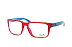 Oakley HOLBROOK RX OX 8156 04 Rood / Blauw perspective view thumbnail