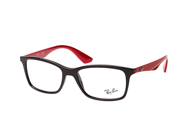 Ray-Ban RX 7047 2475 small Perspektivenansicht