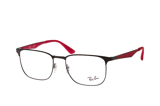 6bf6ca8d0c ... Glasses  Ray-Ban RX 6363 3018. null perspective view ...
