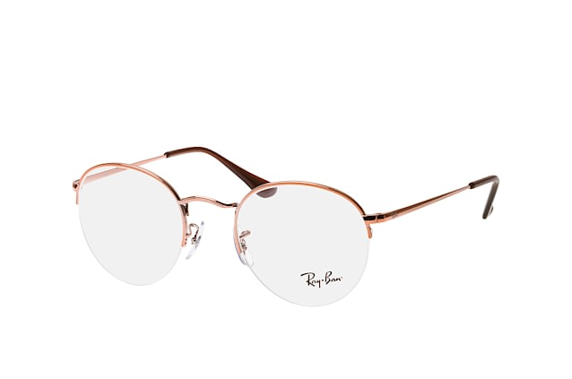 735d400f774bbe ... Brillen  Ray-Ban RX 3947V 2943 small. null perspective view ...