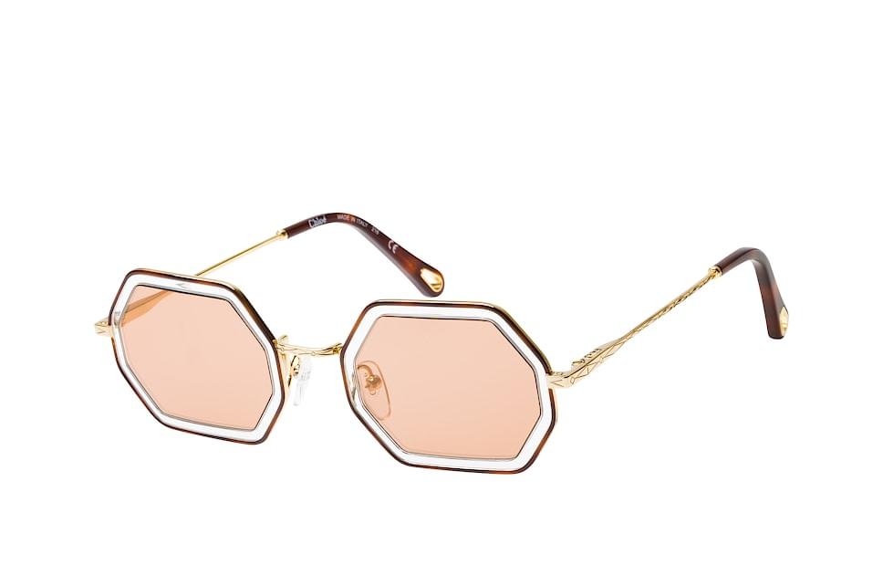 chloé -  Tally CE 146S 253, Runde Sonnenbrille, Damen
