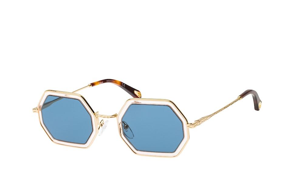 chloé -  Tally CE 146S 832, Runde Sonnenbrille, Damen