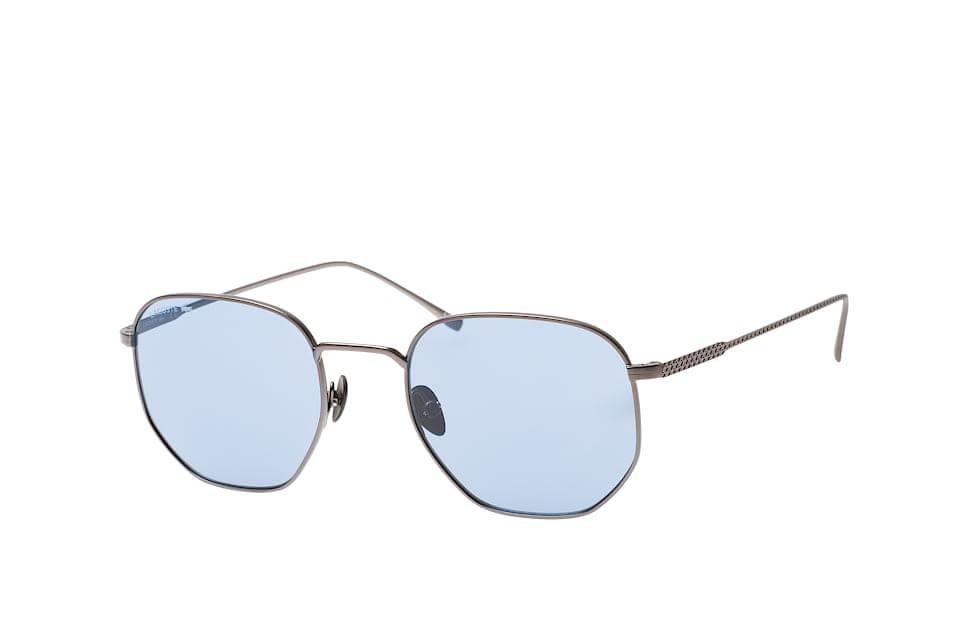 L 206S 033, Round Sonnenbrillen, Grau