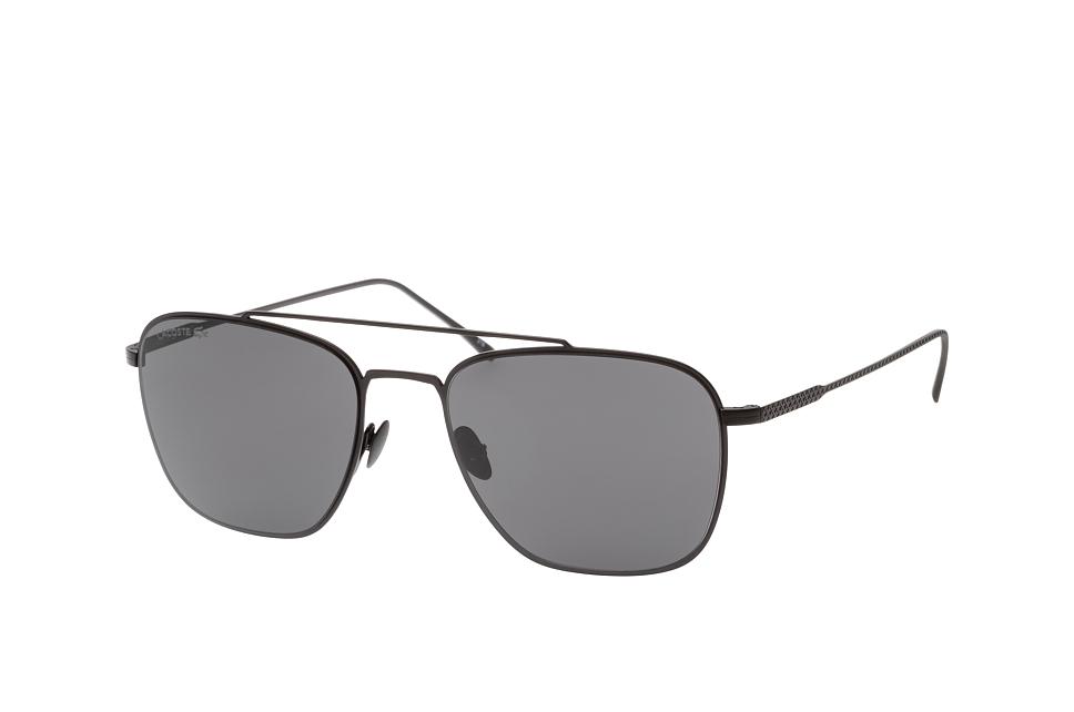 L 201S 001, Aviator Sonnenbrillen, Schwarz