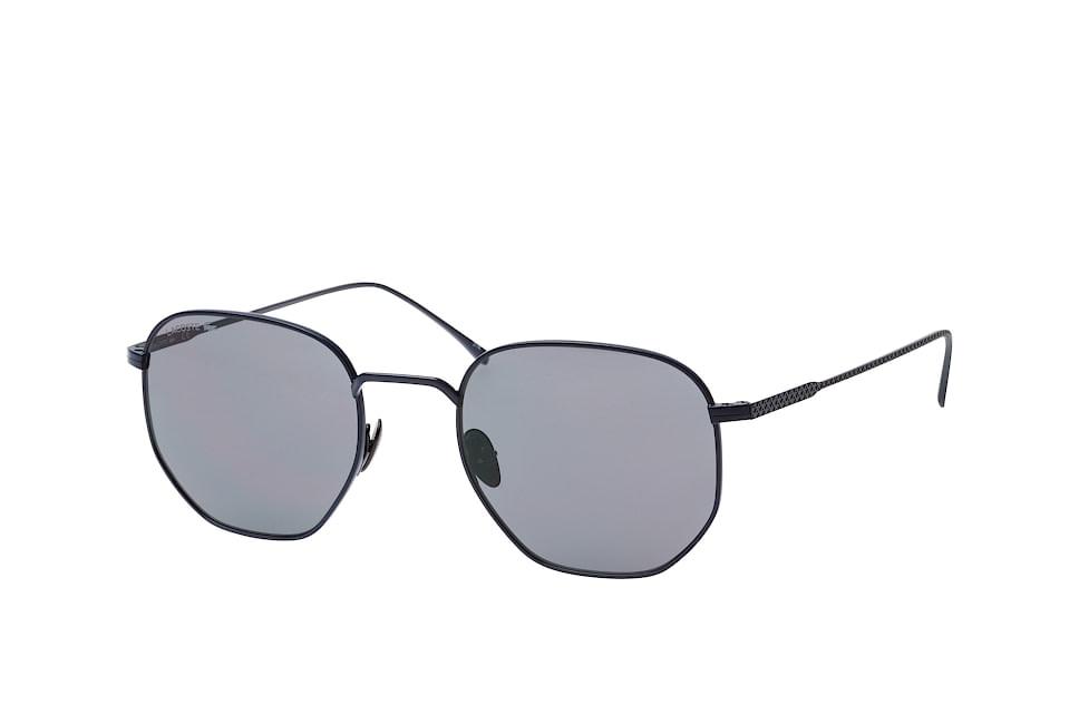 L 206S 424, Round Sonnenbrillen, Blau