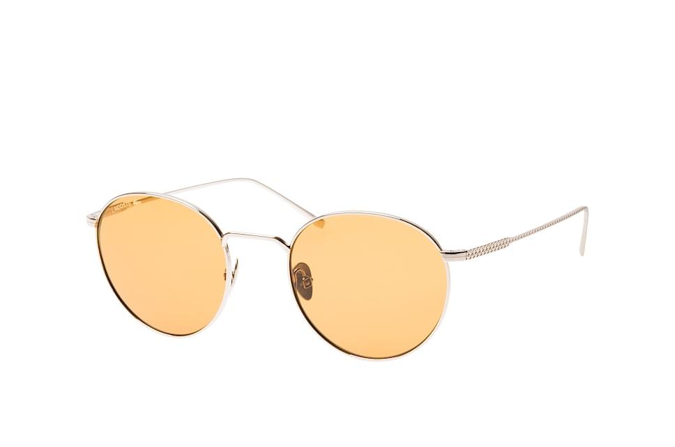 L 202Spc 718, Round Sonnenbrillen, Goldfarben
