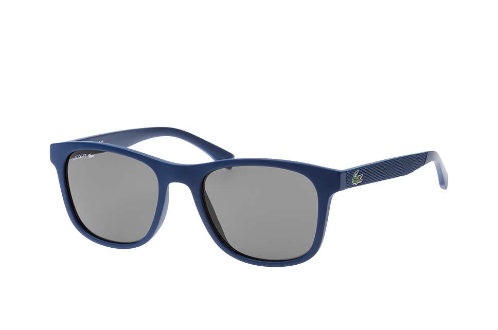 L 884S 424, Square Sonnenbrillen, Blau