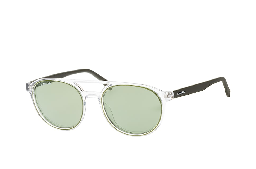L 881S 317, Round Sonnenbrillen, Transparent