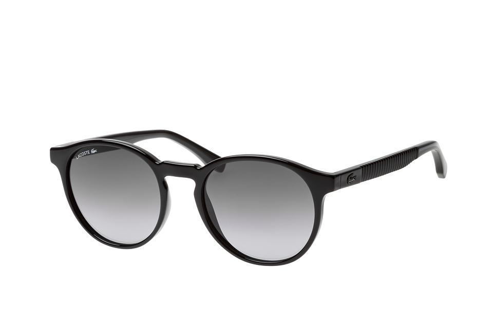 L 888S 001, Round Sonnenbrillen, Schwarz
